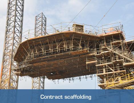 Scaffolding Services   TAS   Technical Access Services LLC